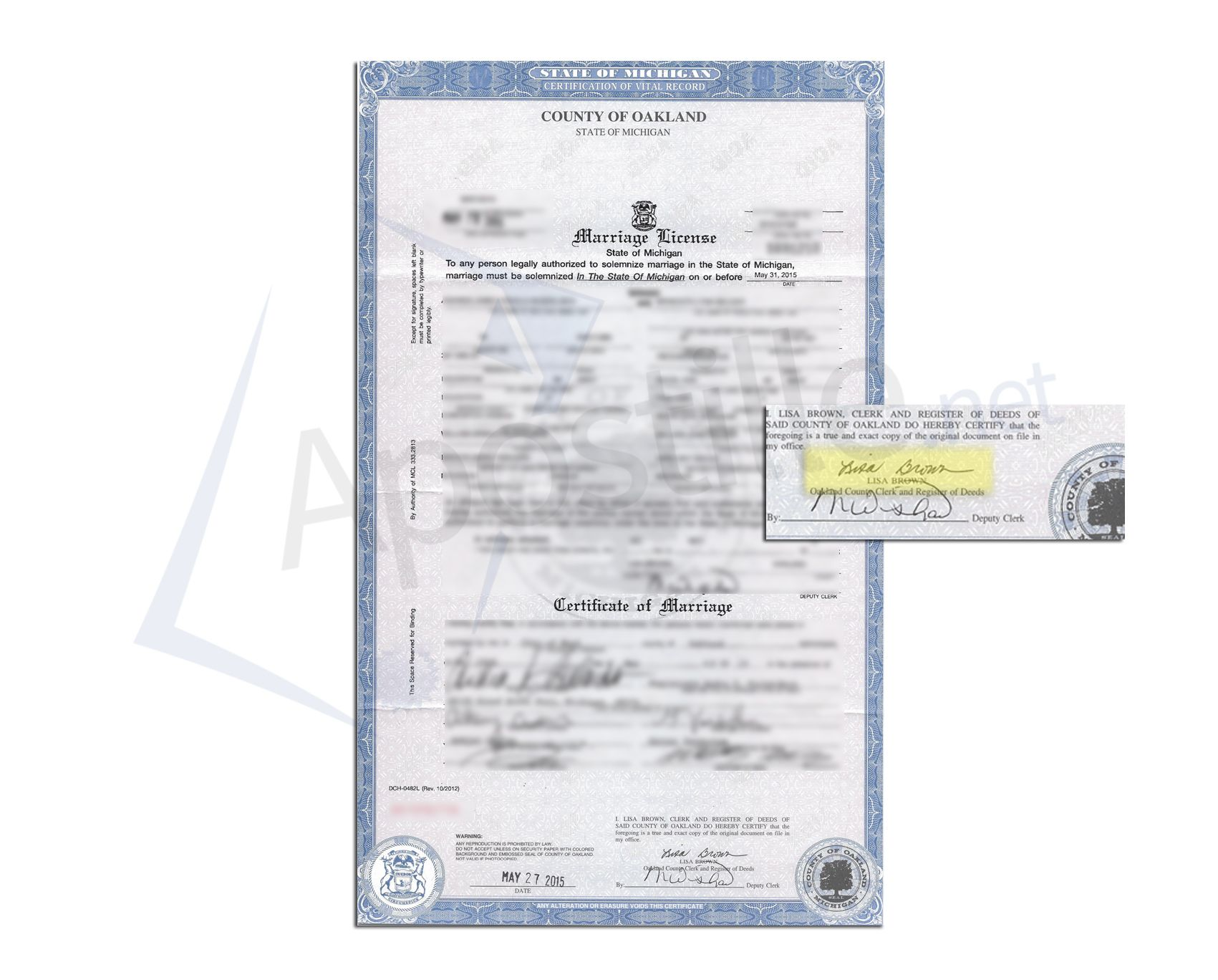 County of washtenaw state of michigan birth certificate issued by county of washtenaw state of michigan birth certificate issued by luella m smith state of michigan sample apostille pinterest birth certificate xflitez Image collections
