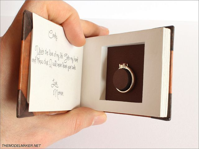 Engagement Ring Box In Hand 57 Engagement Rings Pinterest