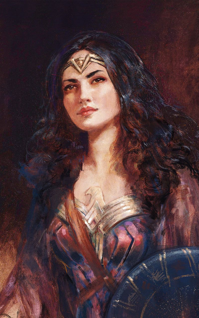 Wonder Woman Wallpaper Film Aksi