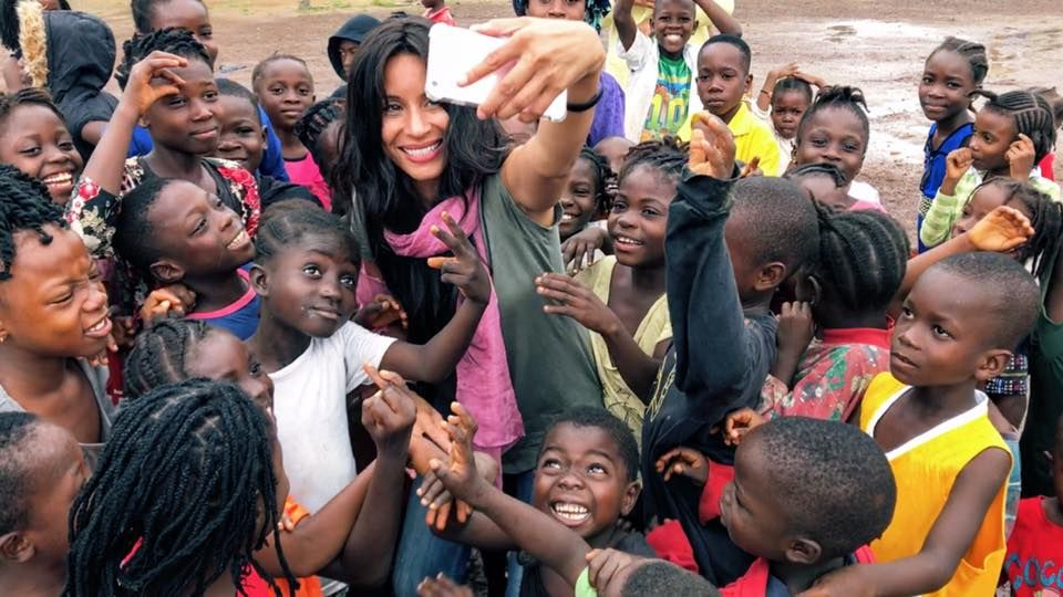 Kimberly Moore returns to Liberia, West Africa 2017