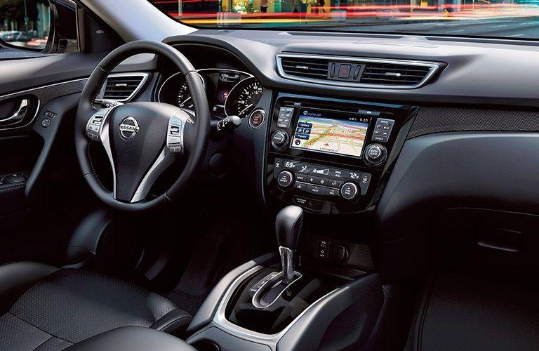2015 Nissan Rouge Nissan Rogue Nissan Rogue Interior Nissan