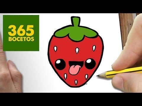 Como Dibujar Cupcake Kawaii Paso A Paso Dibujos Kawaii Faciles