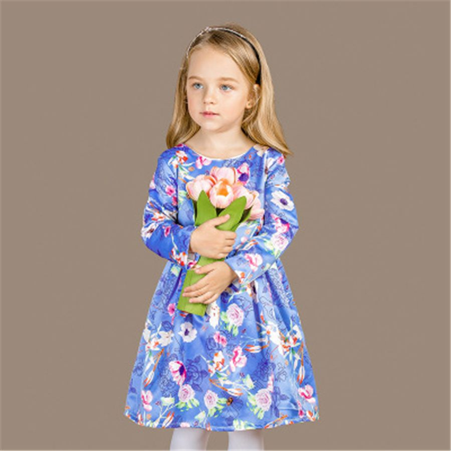 Click to buy flower girls dress long sleeve cotton girls vestidos cheap costume for kids buy quality girl dress long sleeve directly from china dress girl suppliers flower girls dress long sleeve cotton girls vestidos izmirmasajfo