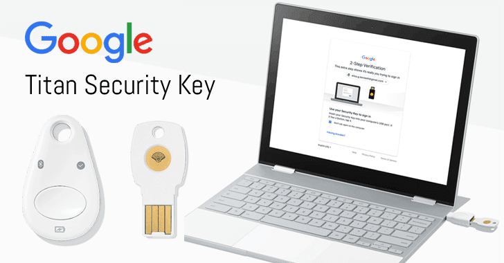 Google 'Titan Security Key' Is Now On Sale For 50 http