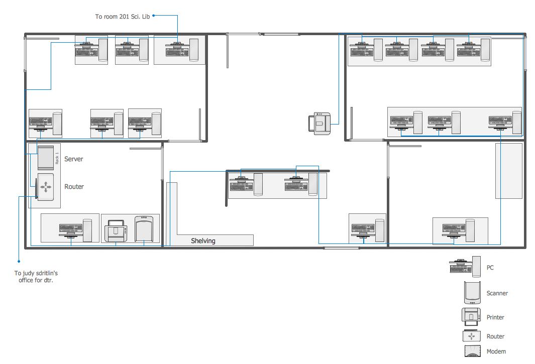 Ethemet Cable Layout Floor Plan Design Layout Design Floor Plans
