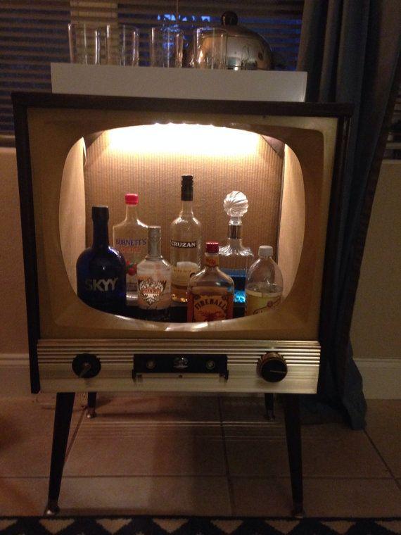 Armoire Bar Diy