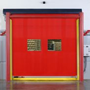 Rytec Doors  Turbo-Seal® SR World's fastest, most durable, self-repairing door.