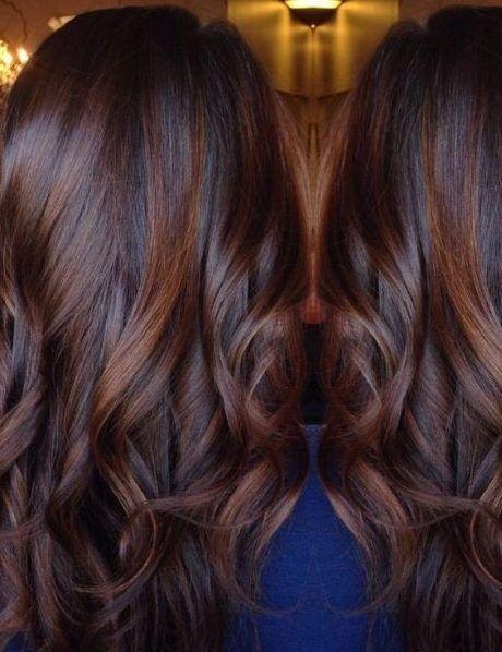 35 Hottest Fall Hair Colour Ideas For All Hair Types 2019 Fall Hair Colour Autumn Flower Type Hair Color And Hair Styles Long Hair Styles Brunette Hair Color