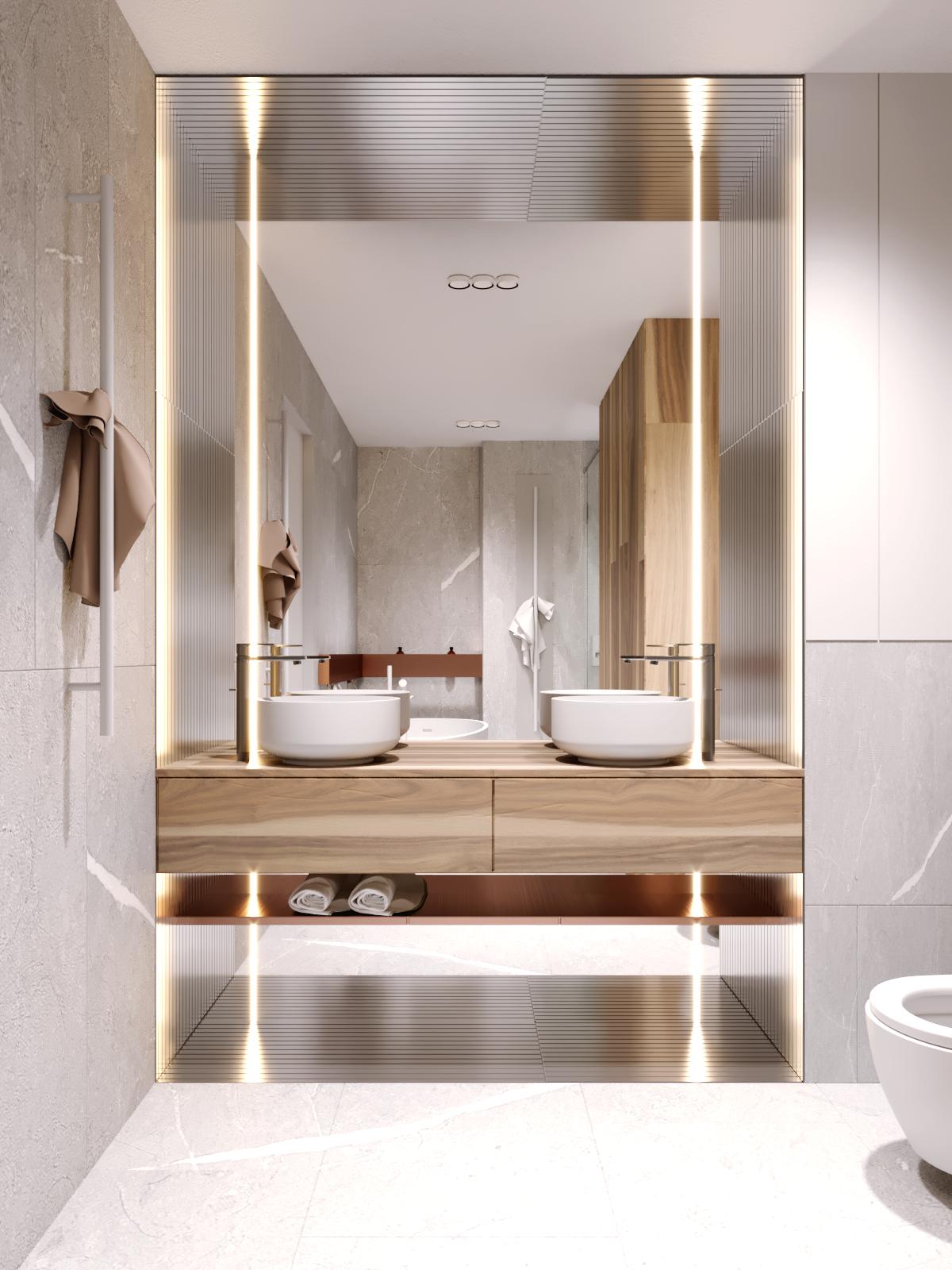COCOON bathroom vanity design inspiration   modern washbasins   high ...