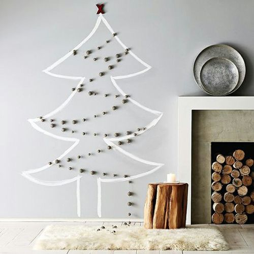 Doing this when I get my own place Easy to put to tree up  easy to