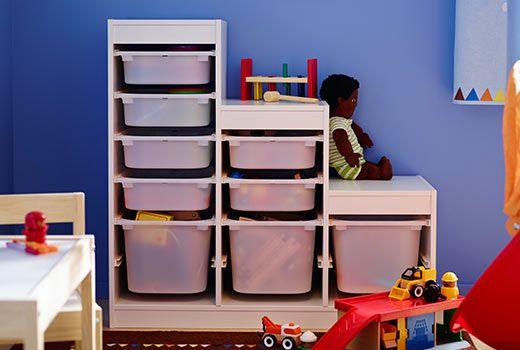 IKEA Kinder Schlafzimmer Lagerung Ideen - Kinderzimmer