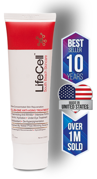 Lifecell Skincare Official Site Youthful Skin At Any Age Skin Firming Dark Spots On Skin Deep Wrinkles