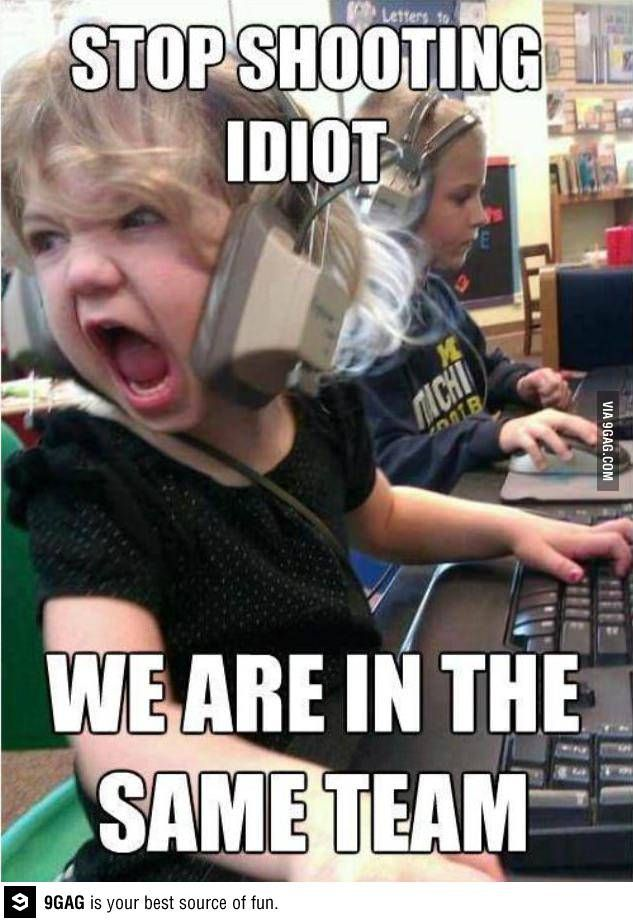 Funny Girl Meme Generator : Angry little gamer funny stuff laughter and memes