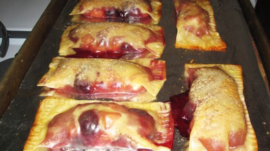 Hungry Girl AppleCherry Pie Pockets Recipe Recipes