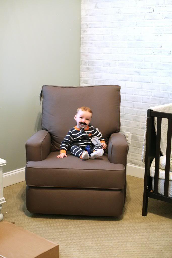 I M Rockin Remodel Lr Dr Kids Recliner Chair