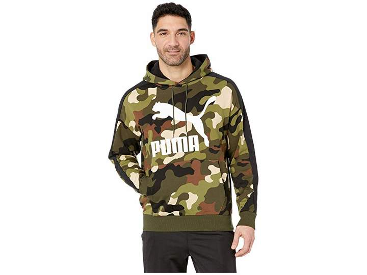 81b63a2811 Puma Wild Pack Hoodie AOP TR Men's Sweatshirt | Products in 2019 ...