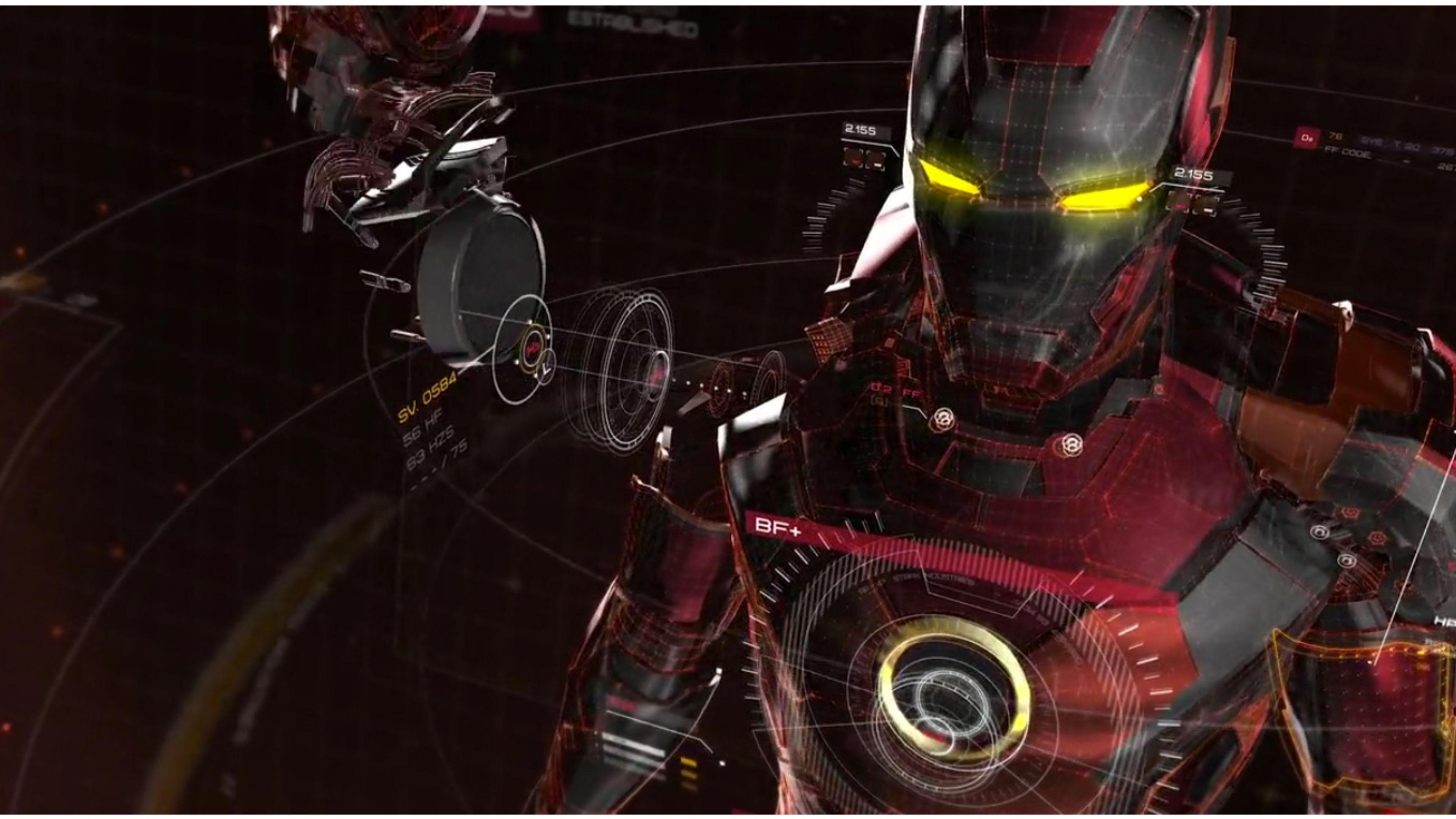 Iron Man 2016 Avengers Age Of Ultron 4k Wallpaper
