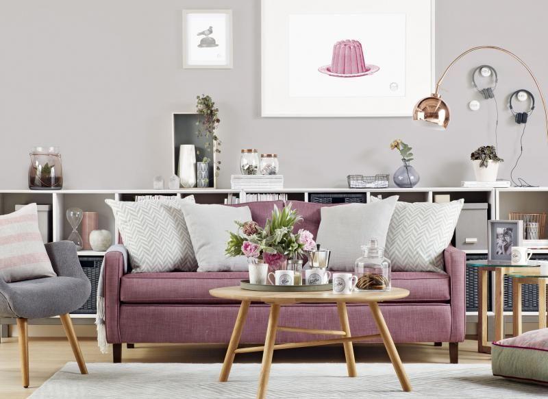 Tendência 2016 salas de estar vintage e coloridas Living rooms