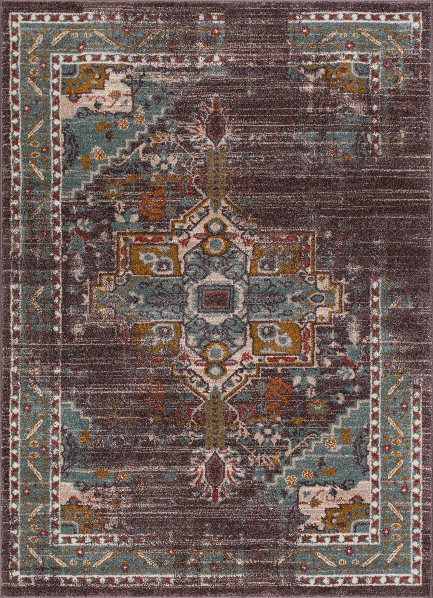 Chelsea blue vintage rug vintage rugs farmhouse area