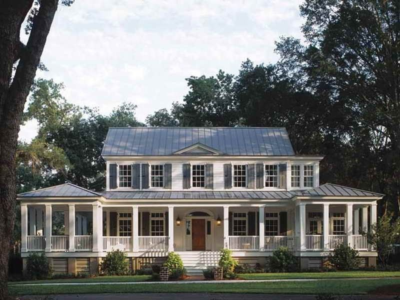 42+ Colonial house with wrap around porch most popular