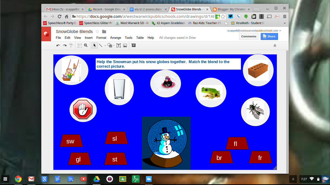 My Chromebook Adventures In First Grade January 2015 Google