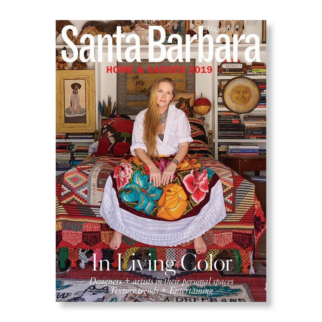 Santa Barbara Magazine Home & Garden 2019 | Santa barbara