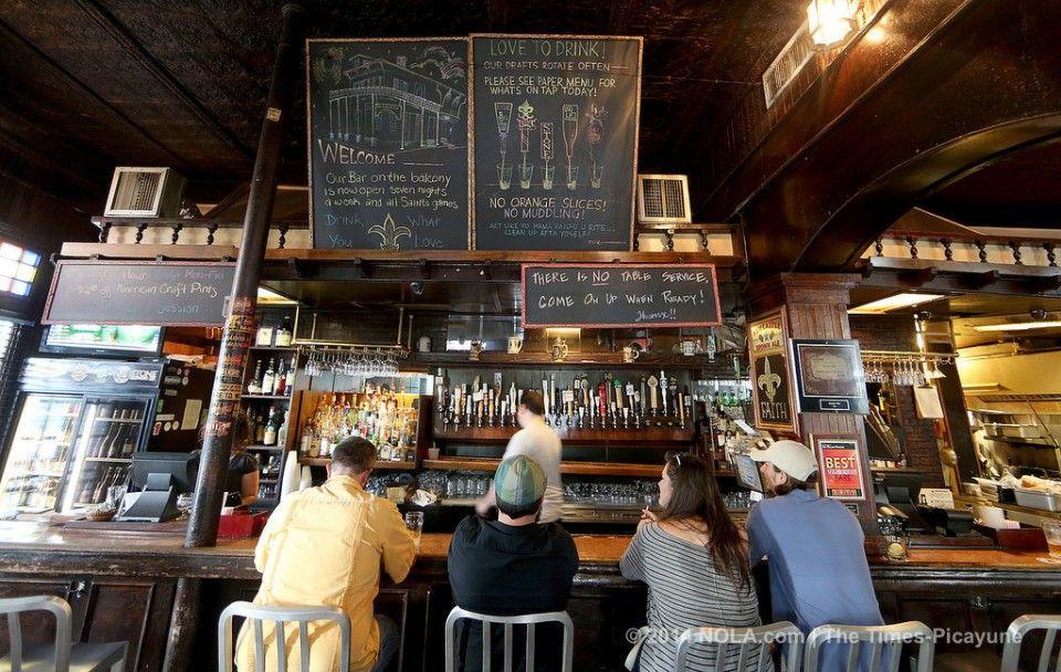 Avenue Pub A 24 7 Mecca For Beer Best Bourbons New Orleans Bourbon Bar
