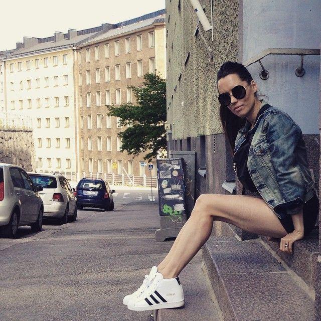 #kallio #summer ❤️❤️❤️ #adidassuomi #adidasoriginals  #vsco #finland #jannicastelander