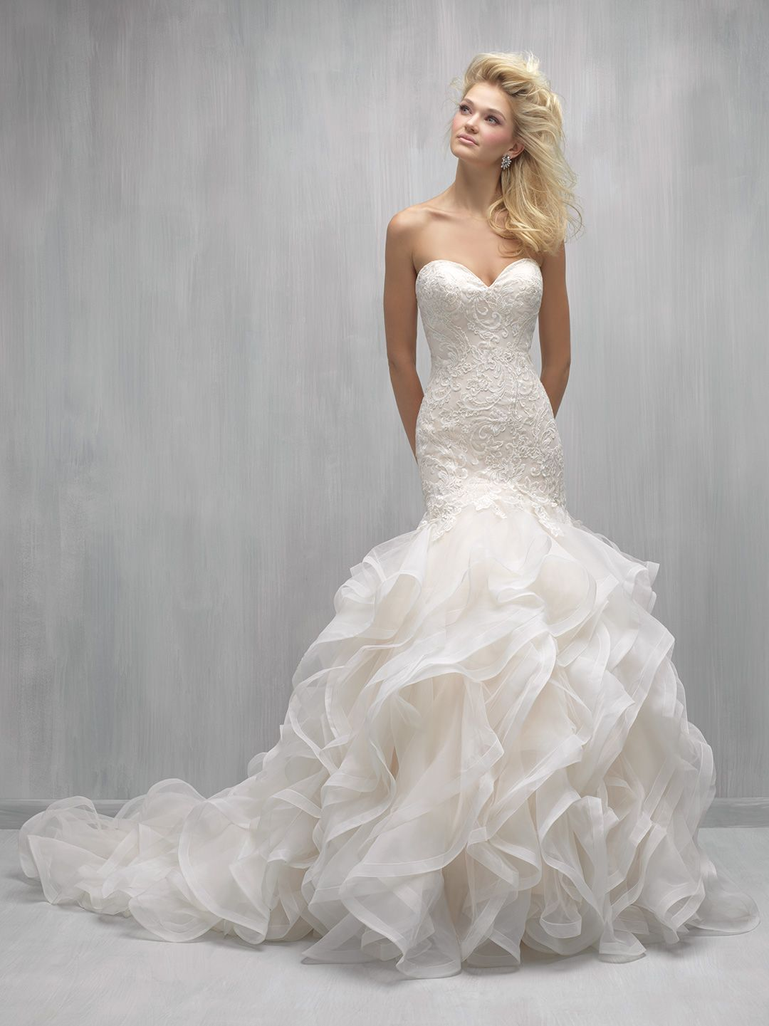 Allure Madison James MJ265 | Found at New York Bride & Groom in ...