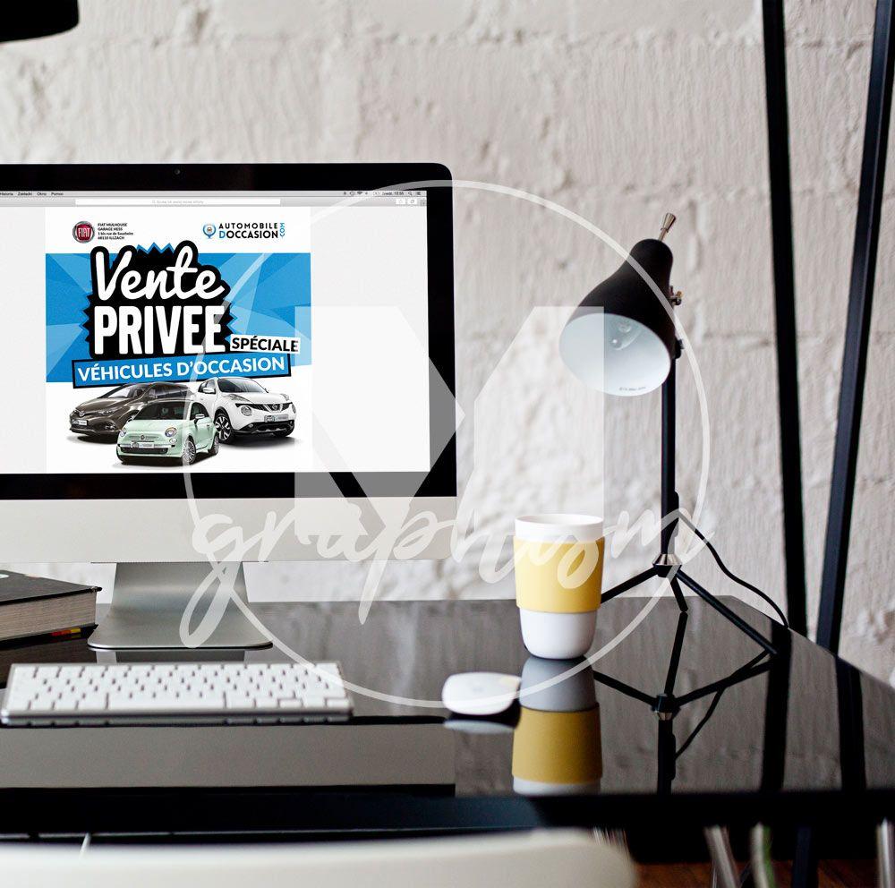 Emailing Voiture Concession Automobile Automobile Emailing