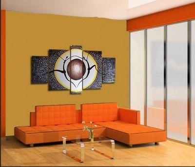 Cuadros para living modernos raros cuadros pinterest for Cuadros minimalistas modernos