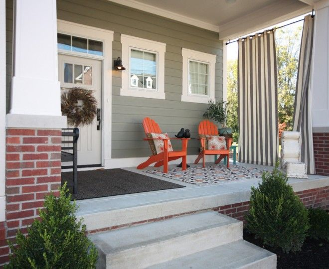 Impressive Pier One Rugs Mode Indianapolis Craftsman Porch Inspiration With  Adirondack Chairs Area Rug Brick Covered