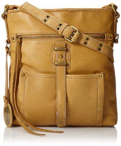 Lucky Brand Ashley Large Cross Body Bag