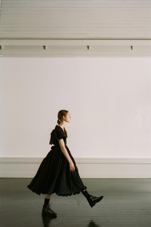 Photo of Cecilie Bahnsen Fashion Show før høsten 2020