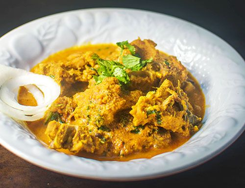 Chettinad Goat Curry