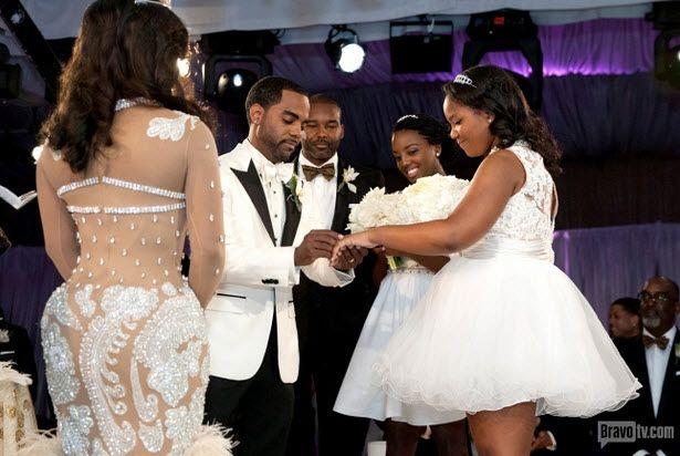 Inside Kandi Burruss S Wild Wedding More Photos From The Big Day Photos Kandi And Todd Celebrity Weddings Kandi Burruss