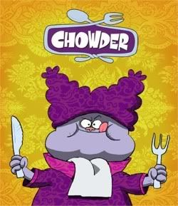 Chowder #chowdercartoon