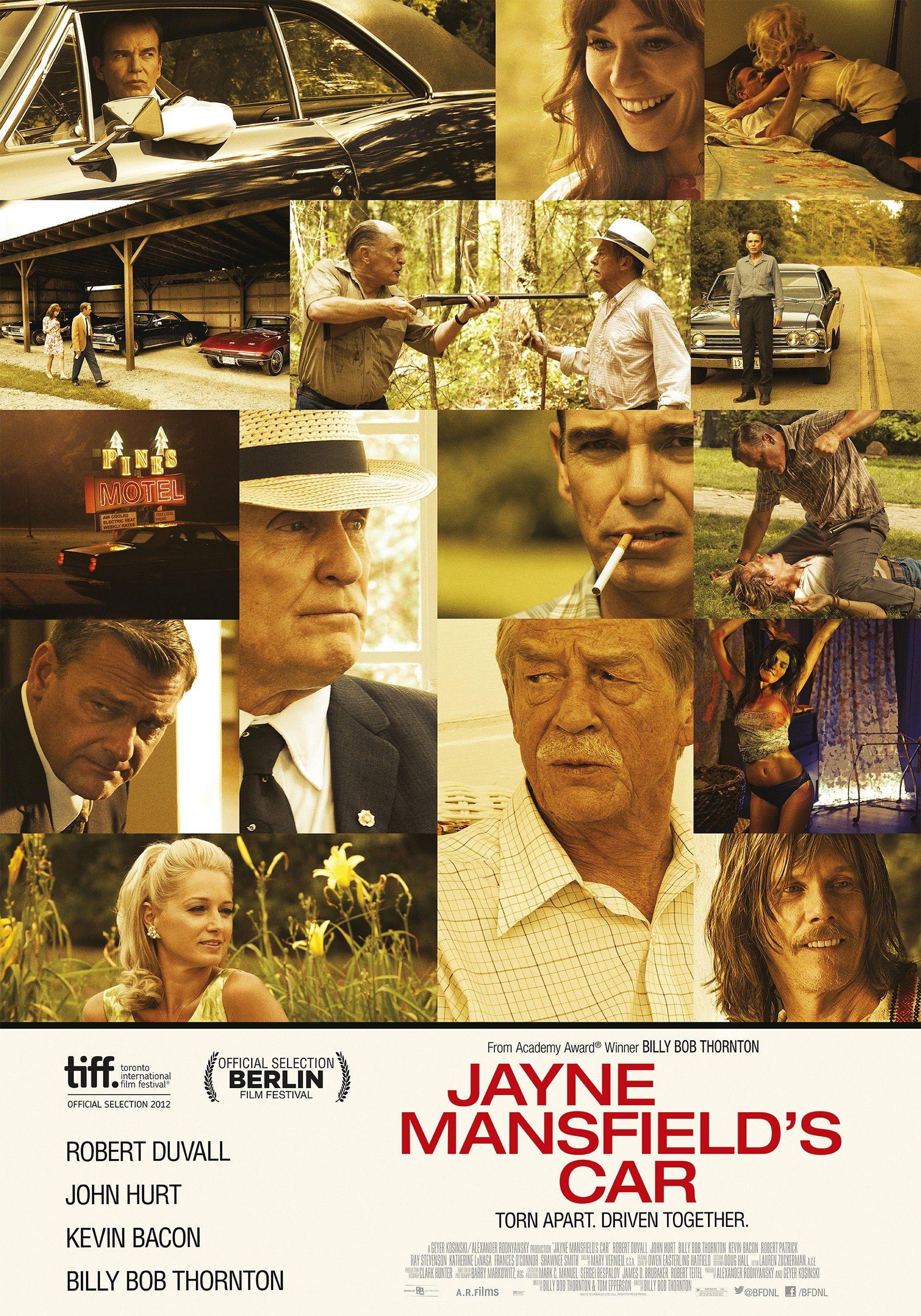 'Jayne Mansfield's Car' (2012) | Cinéma, Pgo