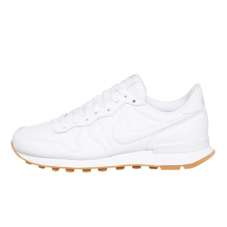 nike internationalist wit heren