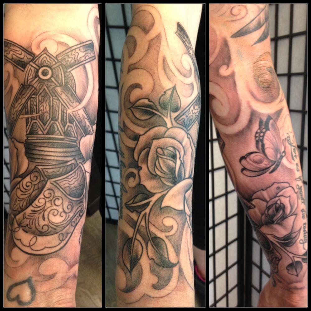 Dutch Half Sleeve Half Sleeve Tattoo Sleeve Tattoos Tattoos