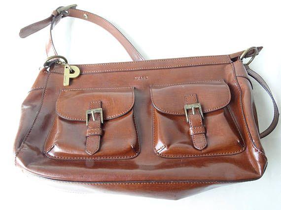 Vintage Picard Shoulder Bag