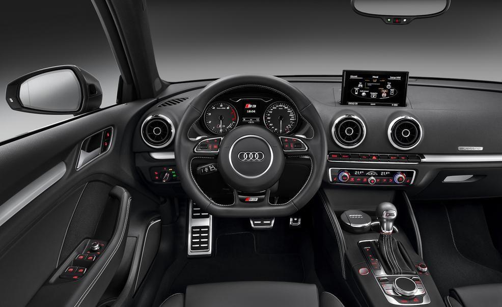 Perfect Audi S3 Interior