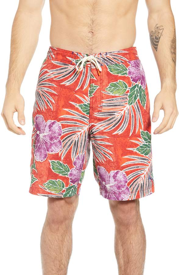 2ccb5ff68bb7a Tommy Bahama Baja Hibiscus Cove Board Shorts | Products | Pinterest ...
