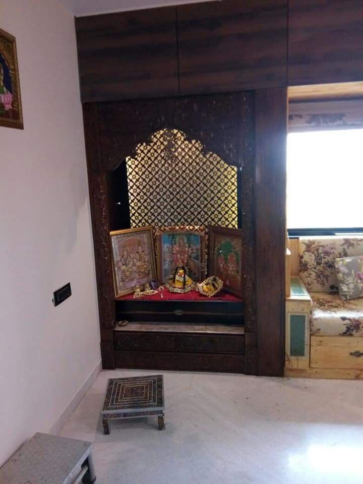 40 Door Design For Mandir Important Ideas: Mandir#temple #small Temple #kARAN JANGID