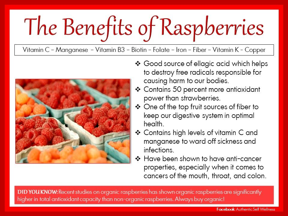 Ra ra raspberries!