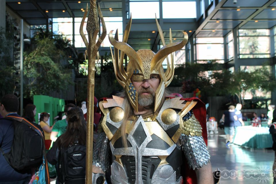 ECCC 2016: Cosplay Gallery - Comic Vine