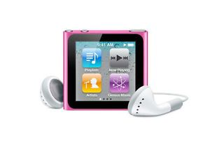I loved this ipod... worked great for me because I love the clip and the touch screen... HATE the regular shuffle.  - Apple iPod nano 6th Generation Pink 8 GB Works