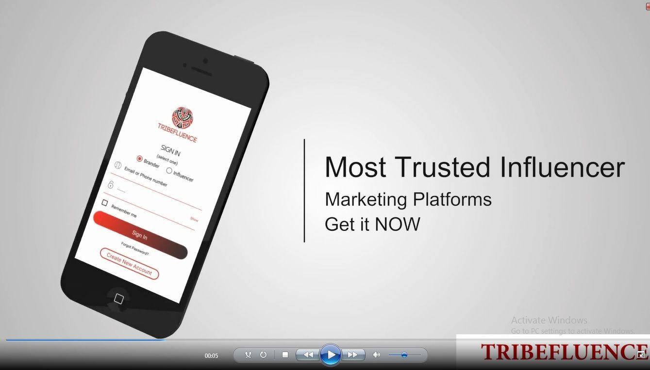 Pin by TribeFluence App on Social Media Influencer | Social