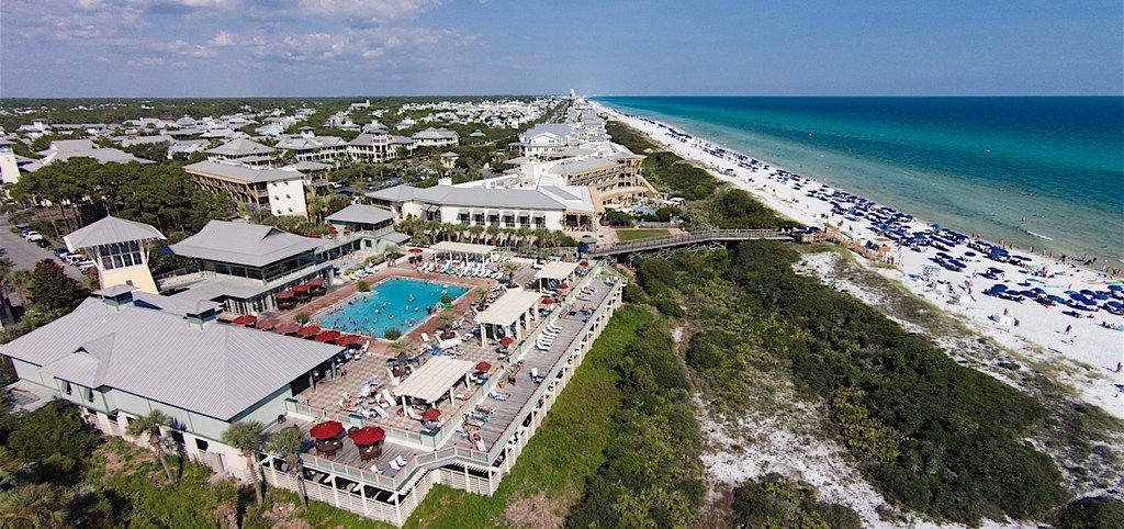 Florida Luxury Hotel Watercolor Inn Resort Santa Rosa Beach