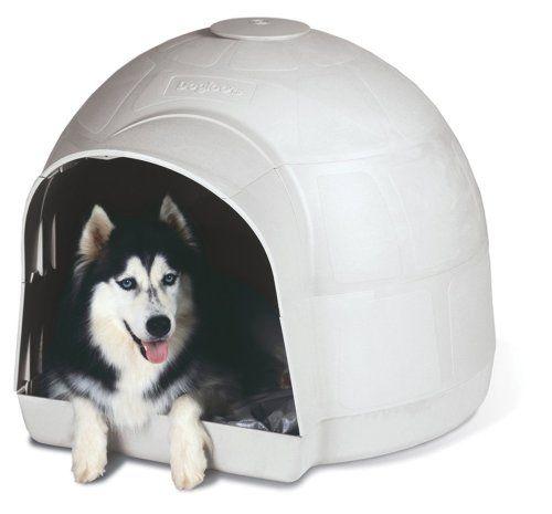 123 36 129 99 Petmate Dogloo Kd Dog House Large Off White